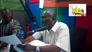 Kweku Baako Allotey Jacobs  Yaw Boateng Gyan Fight Over Kwesi Botchwey Report