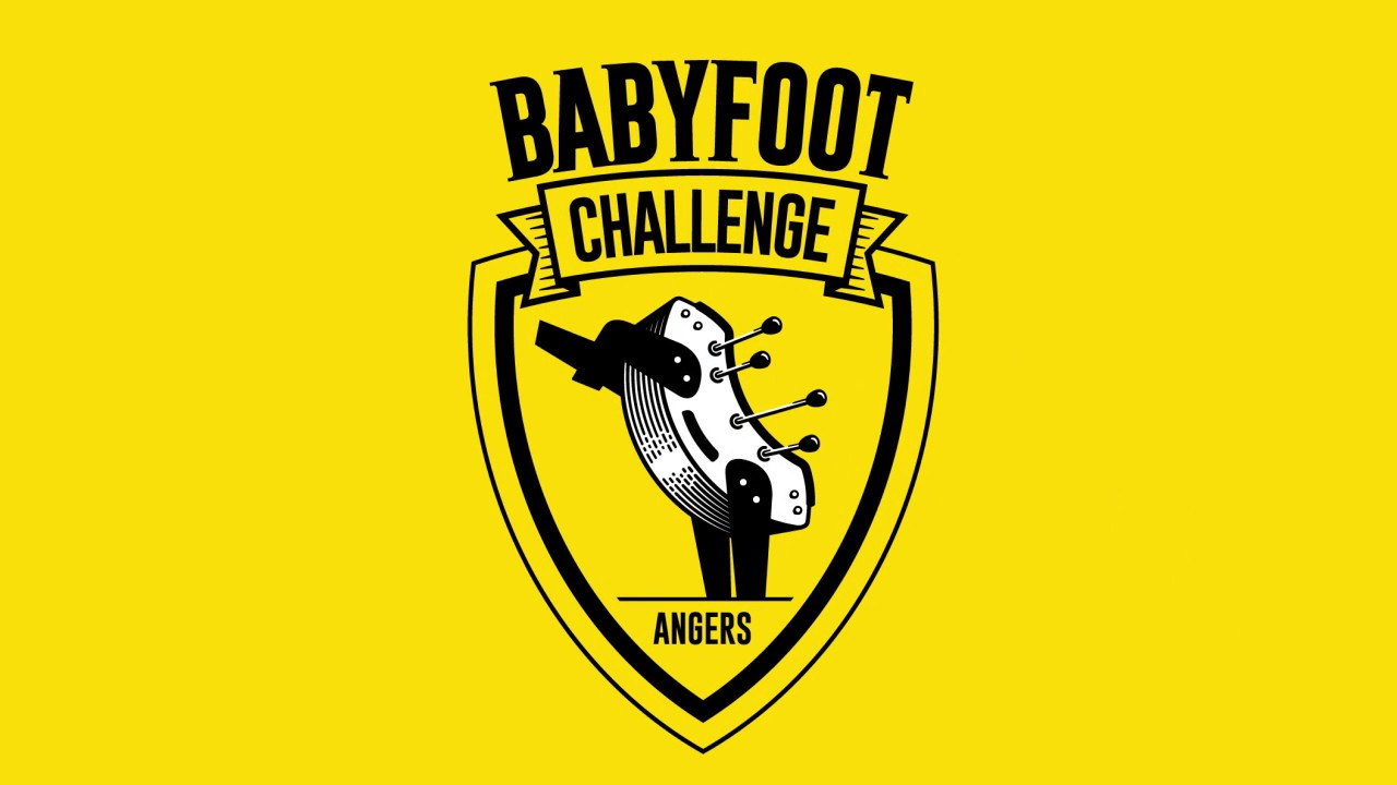 baby foot angers