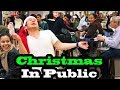 Download Singing In Public - Christmas Songs!!   Justin Bie