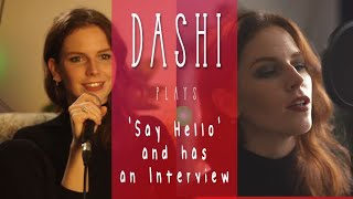 DASHI - 'Say Hello' (Live at Sangwich)