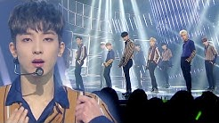 《Comeback Special》 SEVENTEEN (세븐틴) - Fast pace (빠른 걸음) @인기가요 Inkigayo 20161211