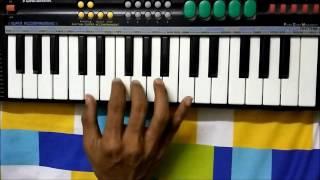 Gilehriyaan Song piano tutorial from Dangal | Aamir Khan | Pritam | Jonita gandhi