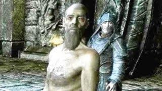Skyrim Secret - Greybeards