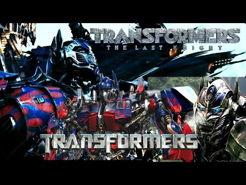 Transformers: Optimus Prime- Movie Origins. The Last Knight