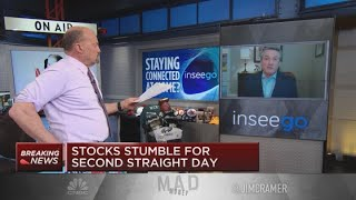 Inseego CEO sees 'surge in demand' for mobile products during coronavirus shutdown