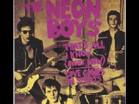 neon boys don't die