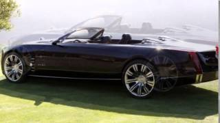 2016 Cadillac Ciel Convertible – Price and Release Date