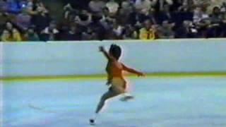 Linda Fratianne (USA) - 1980 Lake Placid, Ladies