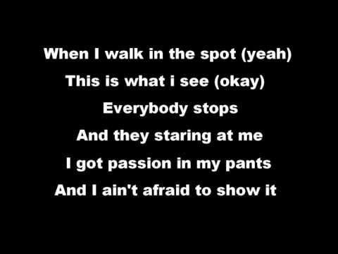 Sexy and I know it (Karaoke)