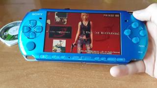 Обзор PSP 3004 стоит покупать?