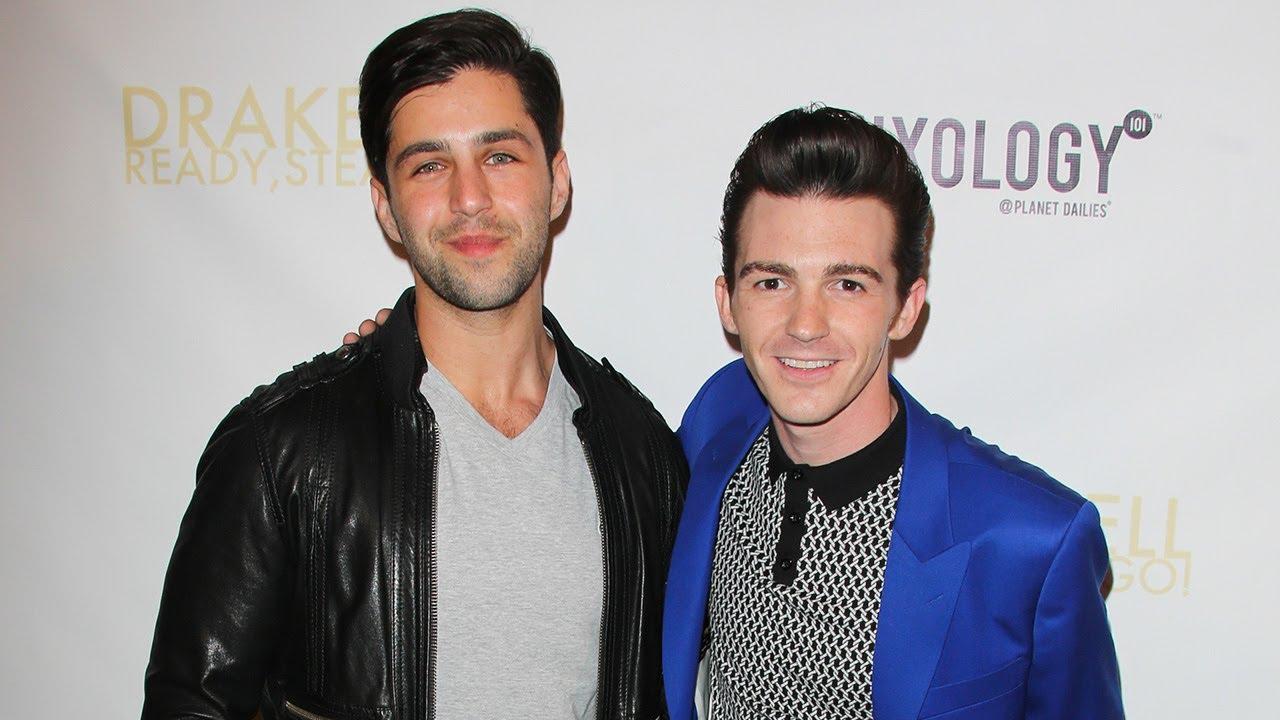 Drake Bell Was Not Invited to Drake & Josh Co-Star Josh Peck's Wedding