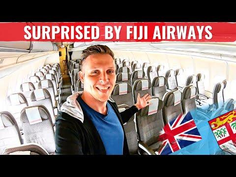 Review: FIJI AIRWAYS Economy Class - PRO-ACTIVE, PASSIONATE & FUN!