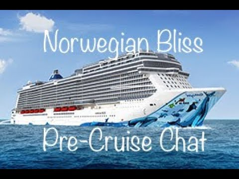 🛑 Live D&G Explorers Anchors Aweigh: Norwegian Bliss Pre-Cruise Chat
