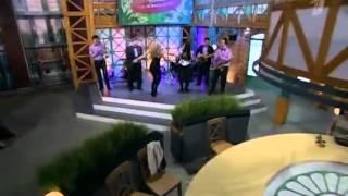 """Jazz Dance Orchestra """"Don't speak"""" в программе """"Давай поженимся"""" Первый канал"""