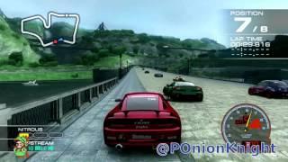 PS3 Review: Ridge Racer 7