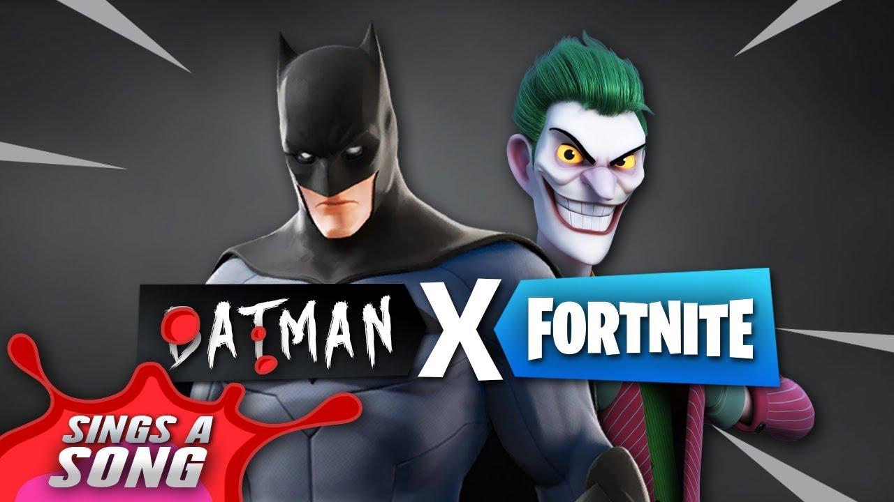 Download Batman In Fortnite Song Ft. Joker (DC Comics Crossover)