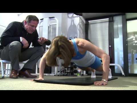 NYC Workout: Manhattan Personal Training Testimonial InForm Fitness
