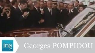 Georges Pompidou au Salon de l'Auto 1969 - Archive vidéo INA
