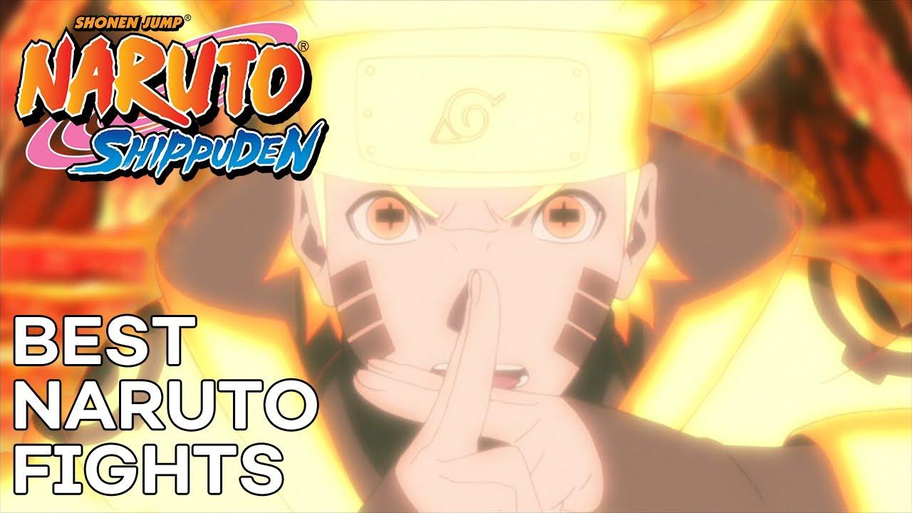 Naruto S Best Fights Naruto Youtube
