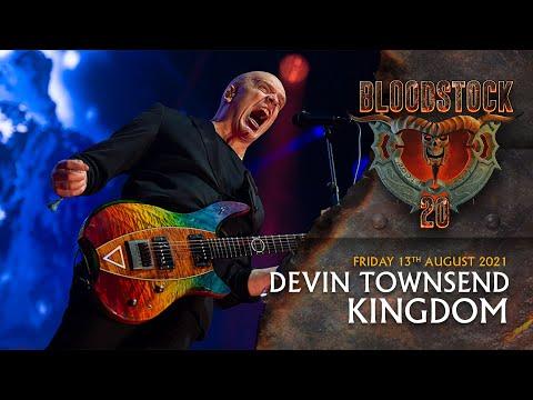 DEVIN TOWNSEND - Kingdom - Bloodstock 2021