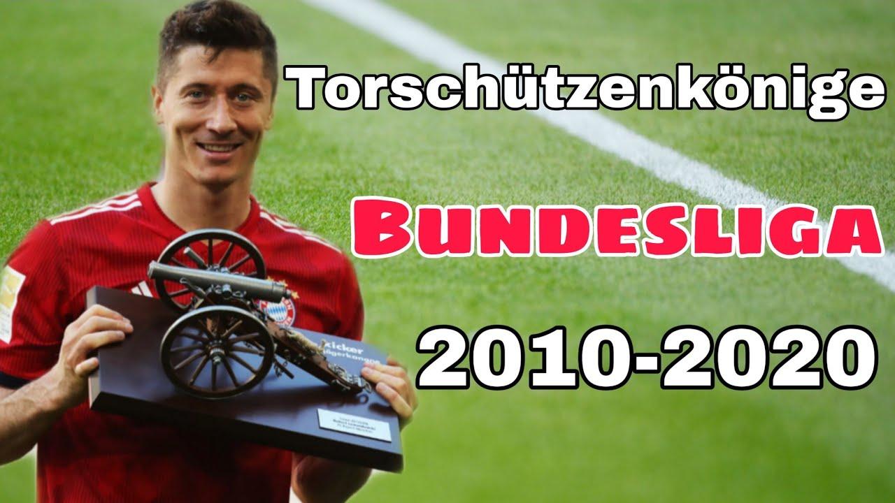 Torschützenkönige Bundesliga