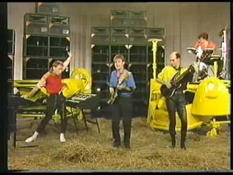 Re-Flex - Hitline - 1983 - promo clip