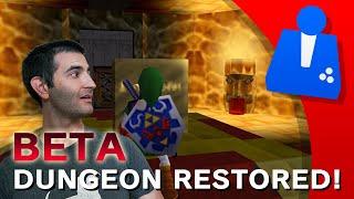 Beta ZELDA 64 Dungeon Restored!