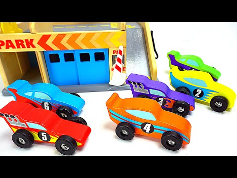 Thumbnail: Best Learning Video For Kids: Play with Toy Cars for Kids! Learn Colors Counting Fun Toy Cars Truck