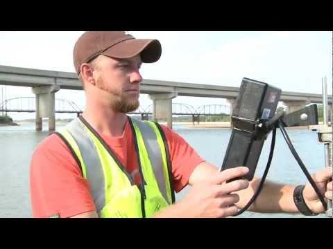 A Day with Hydrologic Technician Billy Heard