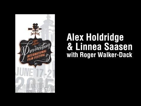 Alex Holdridge & Linnea Saasen with Roger WalkerDack