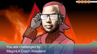 Pokéslam Omega Rebound & Alpha Slamphire - vs. MagmLA/NBAqua Coach