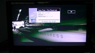 Triax TR212 & TR212S Saorview Box - Media Player Functionality