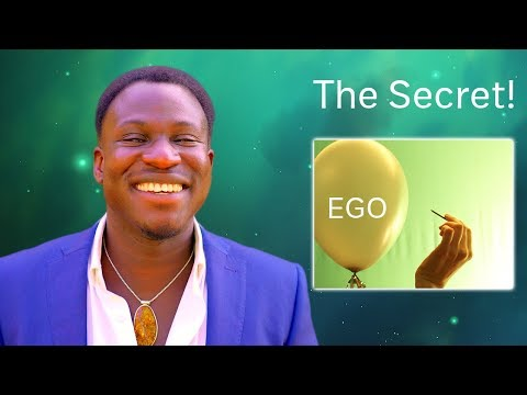 10 SIGNS YOU'RE EXPERIENCING EGO DEATH!!!