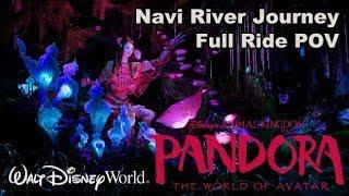 Navi River Journey - Full Ride POV Pandora: The World of AVATAR, Animal Kingdom - Walt Disney World
