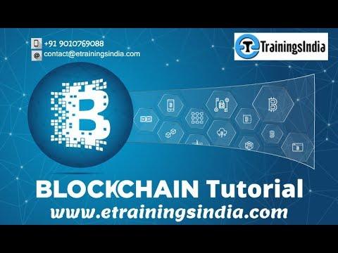 Blockchain Tutorial   Blockchain introduction   Blockchain Online Course
