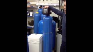 Умягчитель воды. Обзор(Устройство умягчителя на основе катионита. Принцип работы, основные элементы. При жесткости более 7 млг*экв..., 2014-01-20T14:19:24.000Z)
