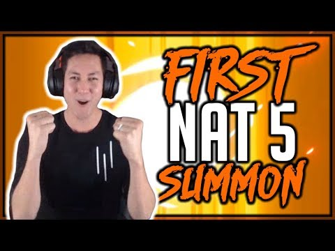 I SUMMONED MY FIRST 5 STAR! | Dungeon Hunter Champions
