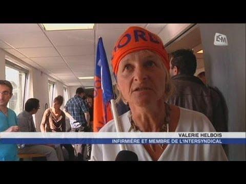 Le directeur de l'assistance publique séquestré (Marseille)