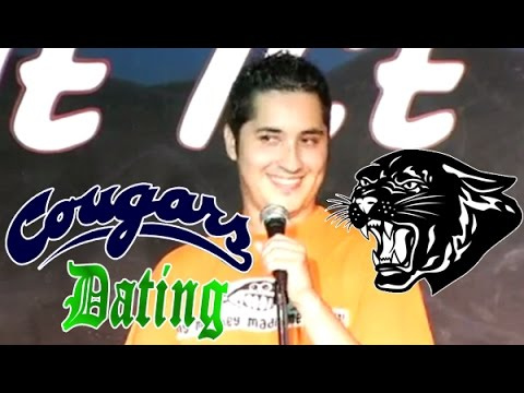 Cougar dating trends