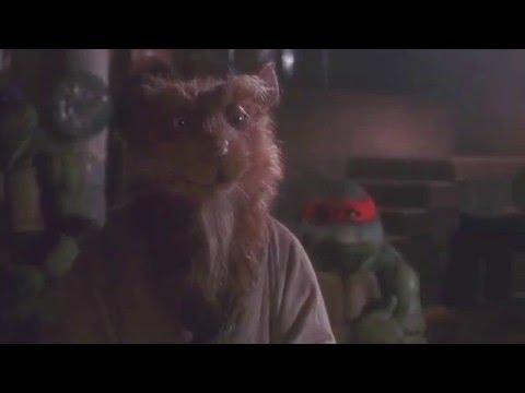 Teenage Mutant Ninja Turtles 1990 Splinter S Story Scene Youtube