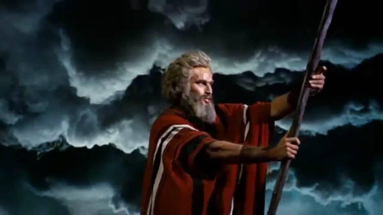 I dieci comandamenti di cecil b de mille youtube - Tavole dei dieci comandamenti ...