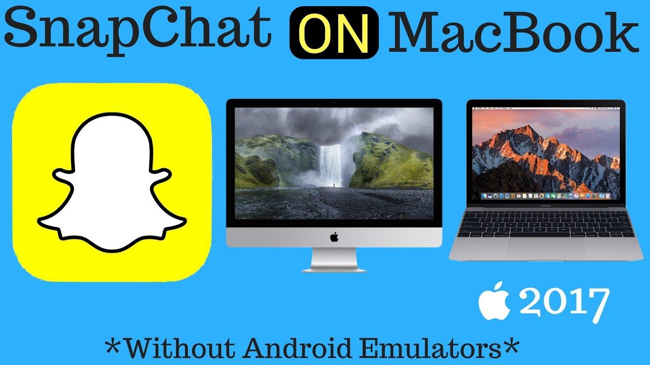 telecharger snap sur macbook
