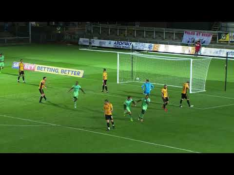 HIGHLIGHTS| Newport County AFC v Colchester United FC