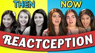 TEENS REACT TO THEMSELVES ON KIDS REACT #2
