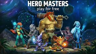Hero Masters - Idle RPG Game