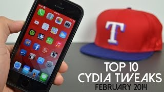 iOS 7 Jailbreak: Top 10 iOS 7 Cydia Tweaks of February 2014
