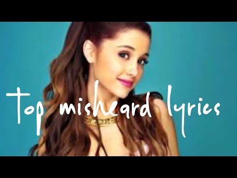 TOP FUNNY MISHEARD LYRICS 2016 part1