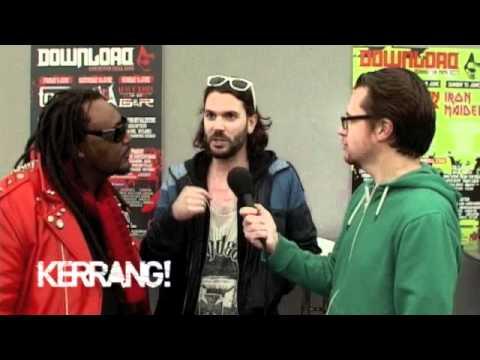 Kerrang! Download 2012: Skindred