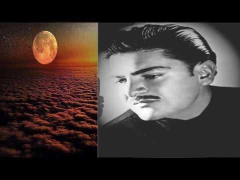 Jose Alfredo Jimenez -  Deja que salga la luna CON LETRA