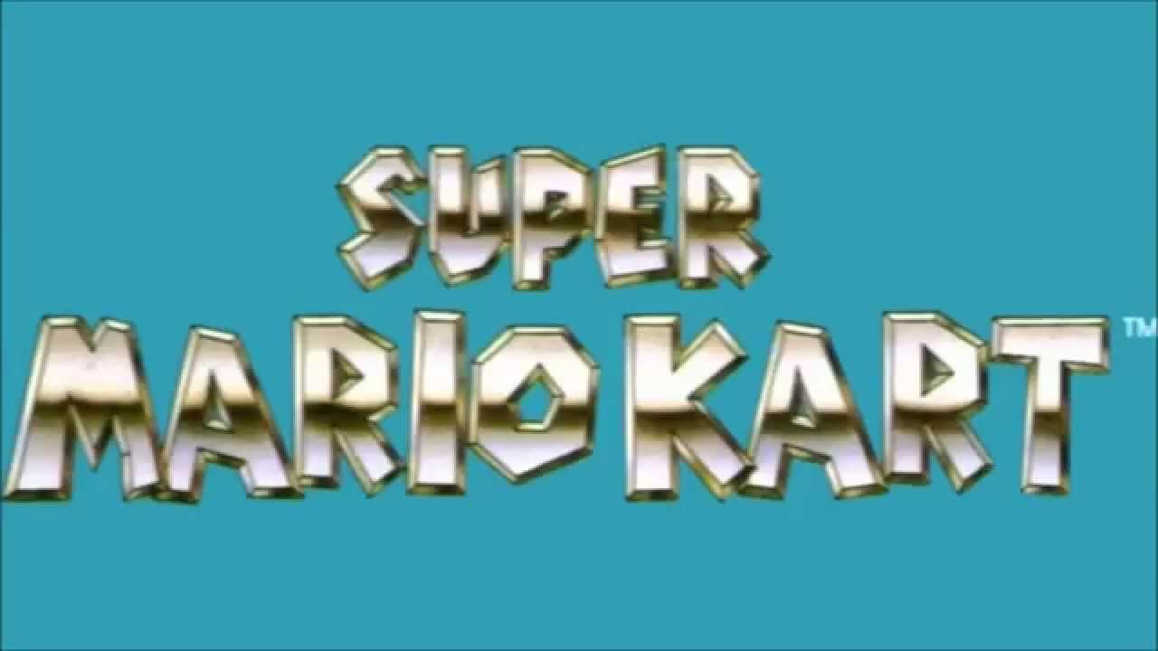 Top Favorite Mario Kart Music Tracks Super Mario Kart